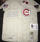 """Chicago Cubs '69 M&N Jersey Signed by Ron Santo w inscr. """"This Old Cub"""""""