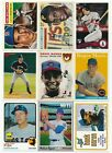 2019 Topps Series 2 ICONIC CARD REPRINTS Insert You Pick Choose FREE SHIP
