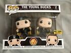 Funko Pop Bullet Club Wrestling Figures 13