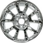 Aluminum Alloy Wheel Rim 20 Inch 15 18 GMC Yukon 1397mm Silver 10 Spokes