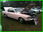 1967 Ford Mustang Sports Sprint Original Numbers Matching Hardtop Coupe 1967 Ford Mustang Coupe 289ci V8 C 4 Select Shift Cruise O Matic Transmission