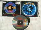 DEF LEPPARD Adrenalize 1992 1pr CD FULLY AUTOGRAPHED Girl DIO Riverdogs ManRaze
