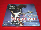 Stillness in Motion: Vai Live in L.A. by Steve Vai (CD, Apr-2015, 2 Discs)