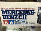 1/10 scale Tamiya RC Mercedes-Benz C11 unused vehicle model rare from japan 2K