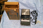 VINTAGE  PANASONIC CASSETTE TAPE RECORDER PLAYER RQ-309AS with box