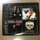 Michael Jackson Remastered Albums Korea Promo Box Set Mega Rare