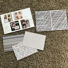 Creative Memories Confections Photo Mats and ABC 123 Sticker Sheet