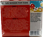 50 Fun Songs for Kids [Digipak] by The Countdown Kids (CD, Sep-2010, 2 Discs,...
