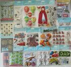 HUGE LOT of 21 NEW Packs of Jolees Boutique 3D Embellishment Stickers