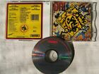 D.R.I. - Thrash zone 1989 CD FULLY AUTOGRAPHED S.O.D. Final Conflict JERSEY DOGS