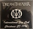 DREAM THEATER INTERNATIONAL FAN CLUB CHRISTMAS CD 1996 #23 - VERY RARE!!