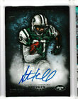 2012 Topps Inception Football Cards 24