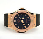 Hublot Classic Fusion Automatic 511.OX.1180.LR Rose Gold Mens Watch