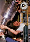 2014-15 Upper Deck Series 2 Day with the Cup Flashbacks Celebrate First Pittsburgh Stanley Cup 7