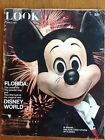Look 1971 April 6~Magical new Disney World~Mickey Mouse~Florida~Vietnam ecocide
