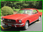 1965 Ford Mustang Hardtop 1965 Ford Mustang 6 Cylinder Automatic Transmission 86000 Original Miles RWD