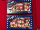 1996 Starting Lineup USA Dream Team Set Of Two New