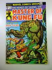 Master of Kung Fu 19 vs The Man Thing Beautiful VF Condition MVS Intact
