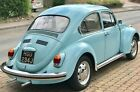 RARE 1970 VW BEETLE 1303 LS LUXE 1600 WITH SUNROOF 25K MILES RECORDED BARN FIND