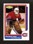 1986-87 O-Pee-Chee OPC #53 Patrick Roy Canadiens HoF ROOKIE RC CENTERED NM-MT+ !