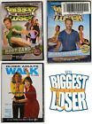 Biggest Loser The Workout Boot Camp + Weight Loss Yoga + Walk  Firm DVD Set NEW