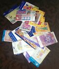 GREETING CARDS LOT OF 50 PREPACKAGED INVITATIONS ANNOUNCEMENTS ETC CARDS