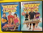 The Biggest Loser 30 Day Jump Start  Power Walk DVD set of 2 exercise workout