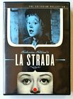 La Strada DVD 2003 Criterion Collection Federico Fellini
