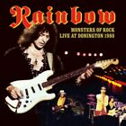 Rainbow Monsters of Rock Live at Donington 1980 DVD All Regions NTSC