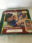 Fisher Price Nativity Advent Calendar Fabric Little People 2012 New Opened Box