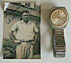 BULOVA AUTOMATIC SET O MATIC DUAL DAY WATCH N8 The Estate of Bobby Doerr