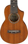 Ibanez 4 String Ukulele Right Handed Open Pore Natural UEW5S