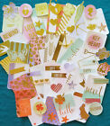 66 Pcs Project Life Journal Cards TRINKETS Edition 4x6  3x4 Scrapbooking