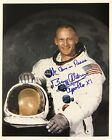 Buzz Aldrin Apollo 11 Signed 8x10 Portrait Photo