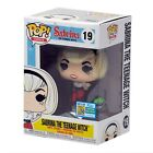 FUNKO POP VINYL SDCC 2019 SABRINA THE TEENAGE WITCH #19 IN-HAND