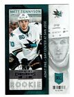 2013-14 Panini Contenders Hockey Cards 29