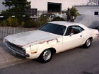 1970 Dodge Challenger base 1970 dodge challenger