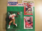 Starting Lineup - Ricky Watters Action Figure - San Francisco -1993 w/ cards