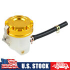 Brake Fluid Reservoir w/ Cap For Suzuki GSXR1000/GSXR600/GSXR750/SV1000S