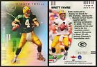 Full Brett Favre Rookie Cards Checklist and Key Early Cards 11
