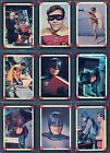 1966 Topps Batman Riddler Back Trading Cards 13