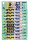5 MILLION DONG BANKNOTE  10 x 500000 500000 DONG VIETNAM CURRENCY BANKNOTE UNC