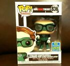 Funko Pop SDCC 2019 Exclusive Big Bang Theory Leonard as Green Lantern NEW