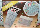 First Aid Beauty Birthday Kit Set Ultra Repair Cream Face Cleanser Radiance Pads