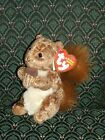 Ty Beanie Baby Squirrel TREEHOUSE 6