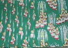10 Sheets Vintage Choir Children Stained Glass Christmas Wrapping Paper 12 x 9