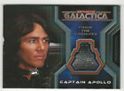 Richard Hatch as Apollo Battlestar Galactica Colonial Warriors Costume Card CC6