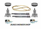 42 NEW DECK Gator Blade REBUILD KIT LT20003000 and other AYP MOWERS WC4B
