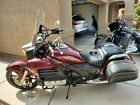 2014 Honda Valkyrie  2014 Honda Valkyrie Motorcycle 1800 CC 10,674 Miles Orig Saddle Bags Cupholders
