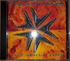 Point Of Power - It's About Time 1992 CD / MAGHCD-16